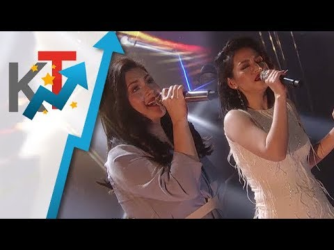 Kyla and Regine's version of I'd Rather Leave While I'm in Love will make you cry :(