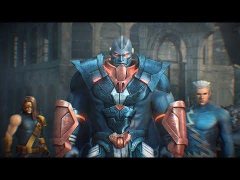 Marvel heroes trailer
