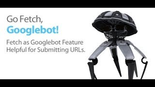 Fetch as Google Webmaster Tools