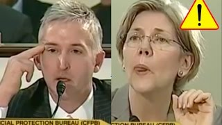 Trey Gowdy Fed Up with Elizabeth Warren! says