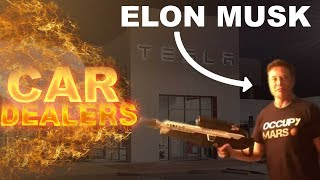 Tesla Will End Car Dealerships - Here's Why