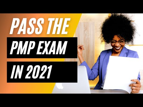 How YOU Can Pass The PMP Exam 2021 - YouTube