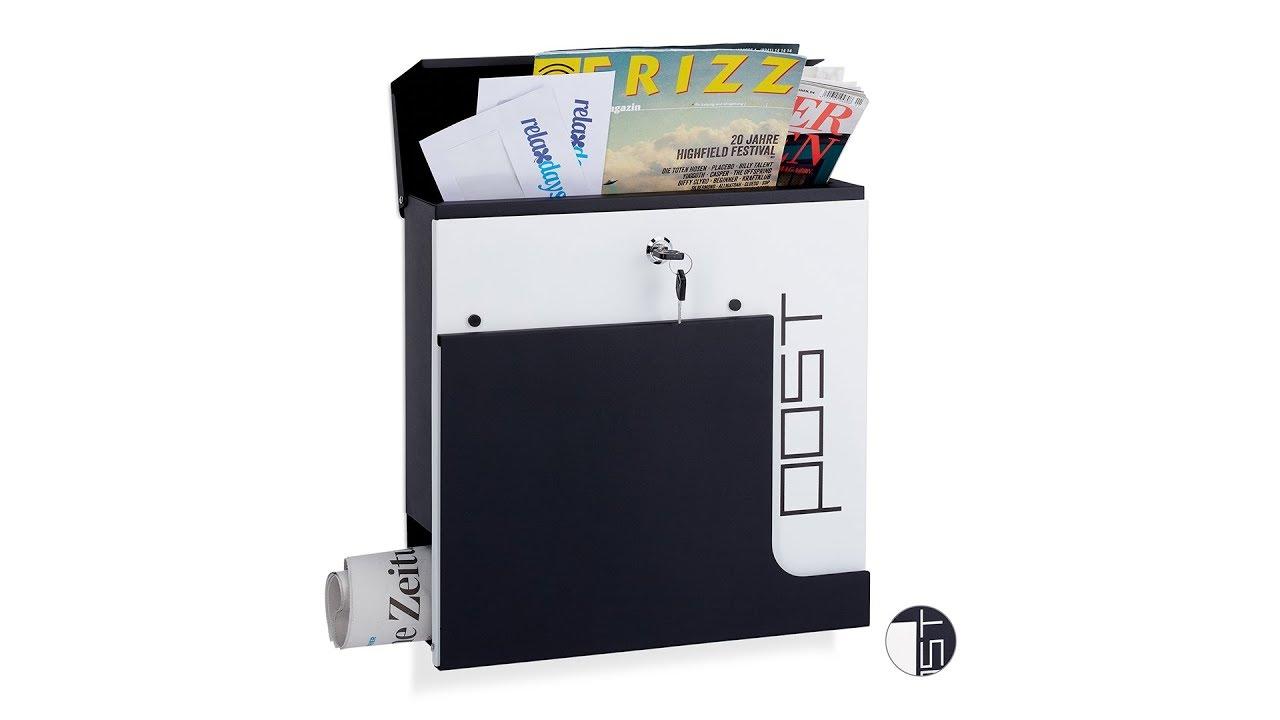 Video von: Design Briefkasten