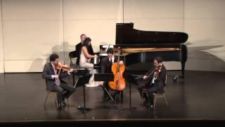 Piazzolla Invierno Porteño (Winter) Xiayin Wang, David Lisker, Bela Horvath, Hiro Matsuo