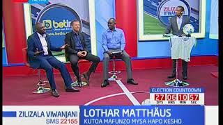 Lothar Matthäus alishiriki kombe la dunia 1990/94: Zilizala viwanjani pt 2