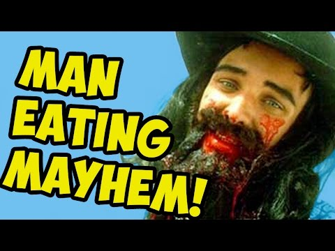 MAN-EATING MAYHEM - Cannibal! the Musical Review // F*cked Up Film Club | Snarled