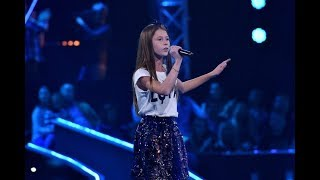 "Roksana Węgiel – ""Halo"" – Sing Off – The Voice Kids Poland"