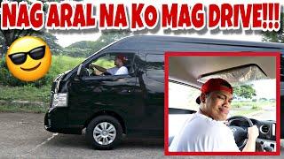 NAG ARAL NA KO MAG DRIVE!!! (MABABANGGA PA?)