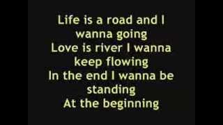 At The Beginning | Anastasia | Richard Marx & Donna Lewis | Lyrics