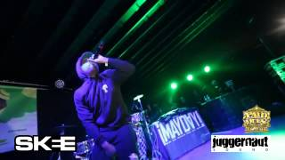 """Dom Kennedy Performs """"My Type of Party"""" at Independence Day Showcase - SXSW 2014"""