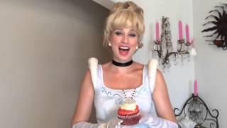 Cinderella Sings Happy Birthday
