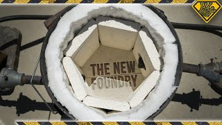 Upgrading the Trash Can Foundry - Video Youtube