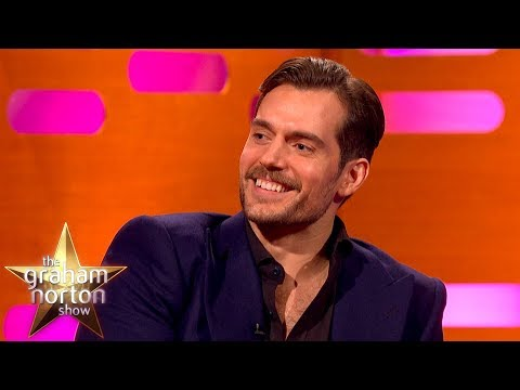 Henry Cavill Channels His Inner Superman Against Tom Cruise | The Graham Norton Show