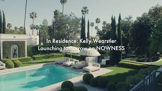 A Sneak Peek Into Kelly Wearstlers Iconic LA Pad [trailer]