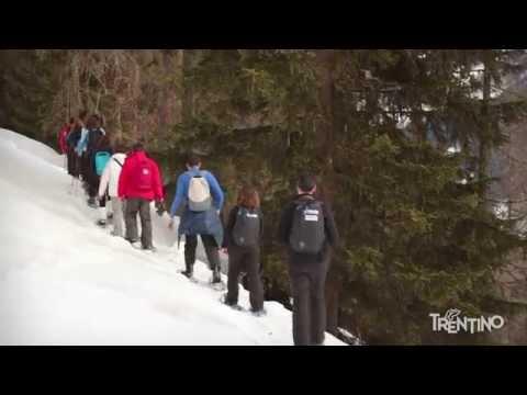 #Trentinoskisunrise in Val di Pejo