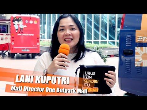 PTSP Goes To Mall - One Belpark Mall Cilandak
