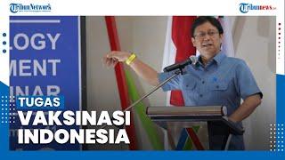Menkes Budi Gunadi Sebut Target Vaksinasi Covid-19 di Indonesia adalah 363 Juta Suntikan Setahun