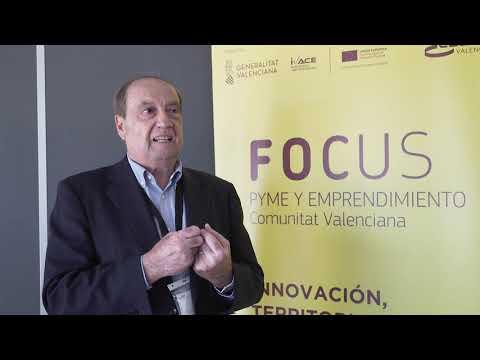 Entrevista a Jesús Casanova en Focus Pyme y Emprendimiento Llíria 2019[;;;][;;;]