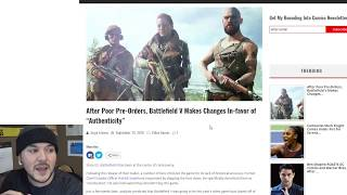 Battlefield 5 Devs Are Liars, The Game Will Flop