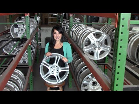 Factory Original Mazda 929 Rims & OEM Mazda 929 Wheels – OriginalWheel.com