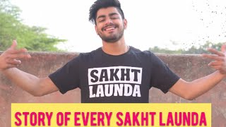 SAKHT LAUNDA | HAQ SE SINGLE | AWANISH SINGH