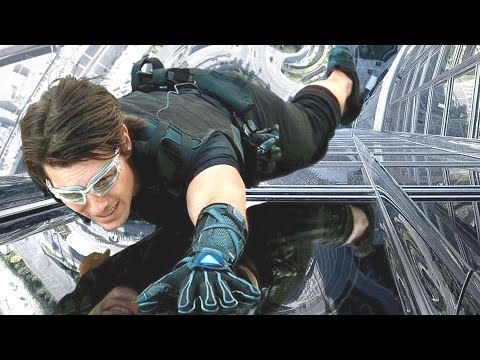 Top 10 Mission Impossible Scenes