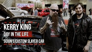 Day in the Life: Kerry King + Scion