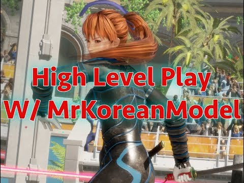 , title : 'DOA6 Beta: High Level Play Feat. MrKoreanModel'