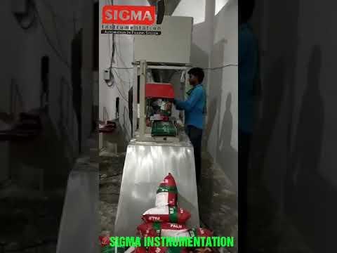 Crystal Salt Packing Machine