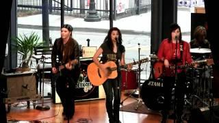 Remedy - Antigone Rising live @ UDetroit Media Cafe