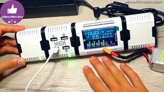 ✔ Модульное Зарядное Устройство Charsoon Magical Core! 100W