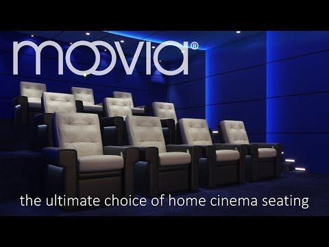 Moovia - der besondere Sessel für das exklusive Heimkino