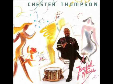 Chester Thompson - Tropical Sunday online metal music video by CHESTER THOMPSON (DRUMS)