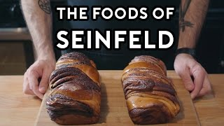 Binging with Babish: Seinfeld Special Volume I