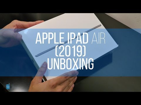 Обзор Apple iPad Air 2019