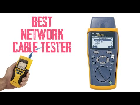 TOP 5: BEST NETWORK CABLE TESTER 2021   High Quality, Low ...