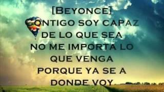 Alejandro Fernandez And Beyonce - Amor Gitano (Lyrics)