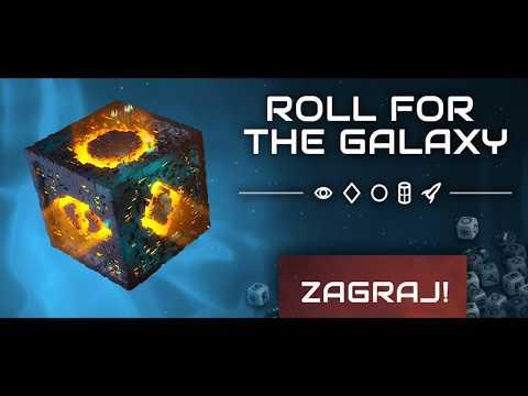 Gra Roll for the Galaxy (druga edycja polska)