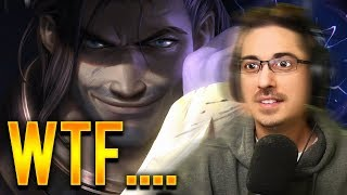 TRICK2G PLAYS NEW CHAMP SYLAS | WTF.... ACTUALLY BROKEN