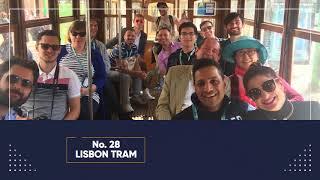 ESCKAZ in Lisbon: Best of Lisbon Press Trip - The Movie