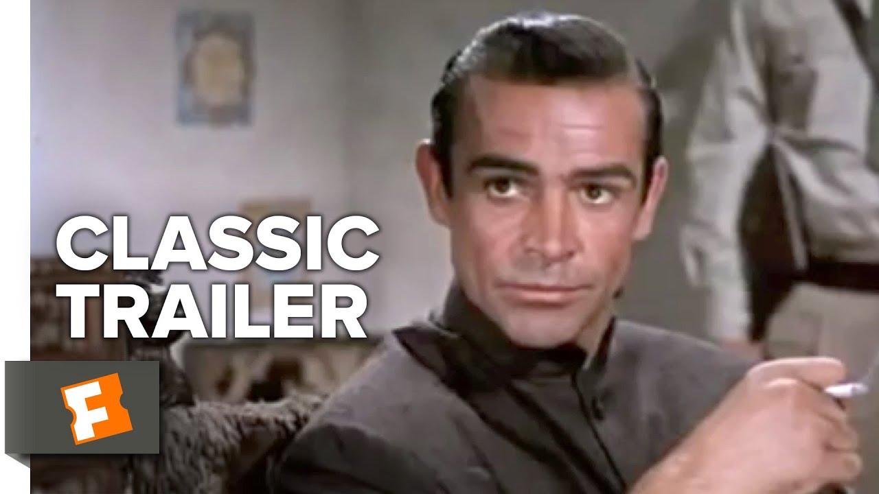 Trailer för Agent 007 med rätt att döda