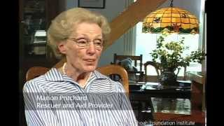 Rescuer and Aid Provider Marion Pritchard on Tolerance and Gay Pride
