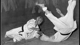 God of Judo part 2. Rare record. Mifune Kyuzo 10 dan. Training of throws.