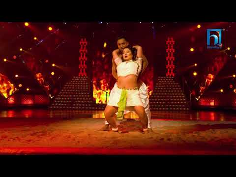 Jyoti Magar & Laure Singh  | DWTS | PERFORMANCE CLIP (10TH WEEK, FRIDAY)