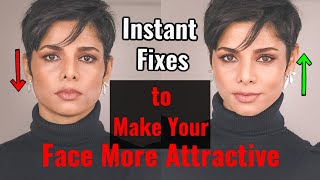 How to Make Your Face Features More Attractive and Better Looking Instantly