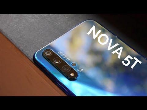 Huawei Nova 5T: análisis a fondo en español