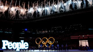 Tokyo Olympics Begin with Opening Ceremony amid Host City's COVID State of Emergency | PEOPLE
