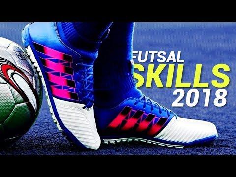 Most Humiliating Skills & Goals 2018 ● Futsal