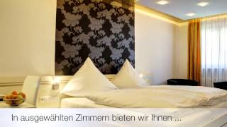 preview picture of video 'Hotel Linde Donaueschingen - ein kleiner Rundgang'