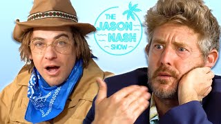 MY NEW TALK SHOW WAS A DISASTER!! - The Jason Nash Show - Ep. 1